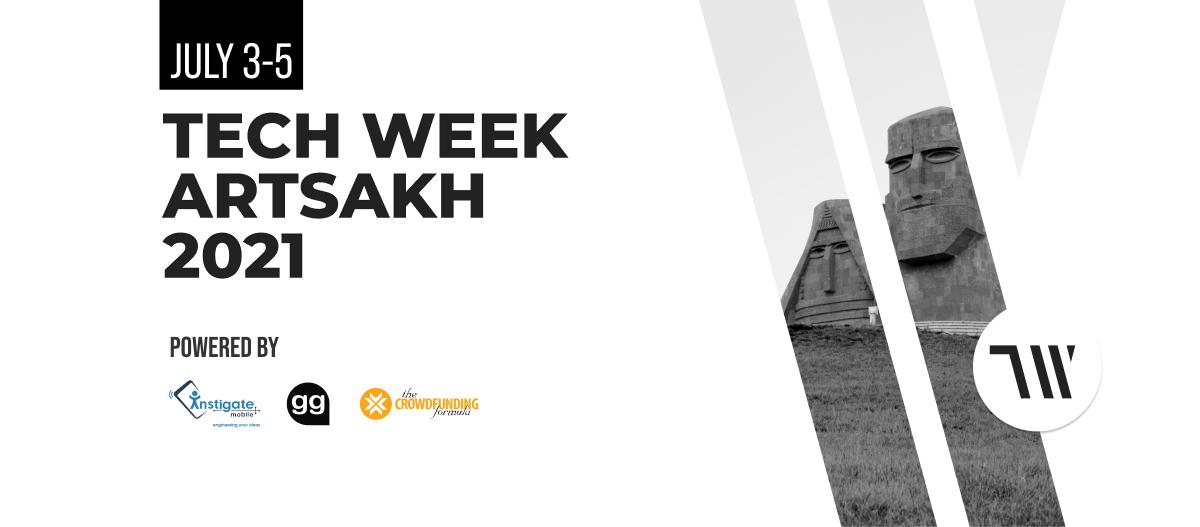 Tech Week Artsakh 2021. հուլիսի 3-ի օրակարգը