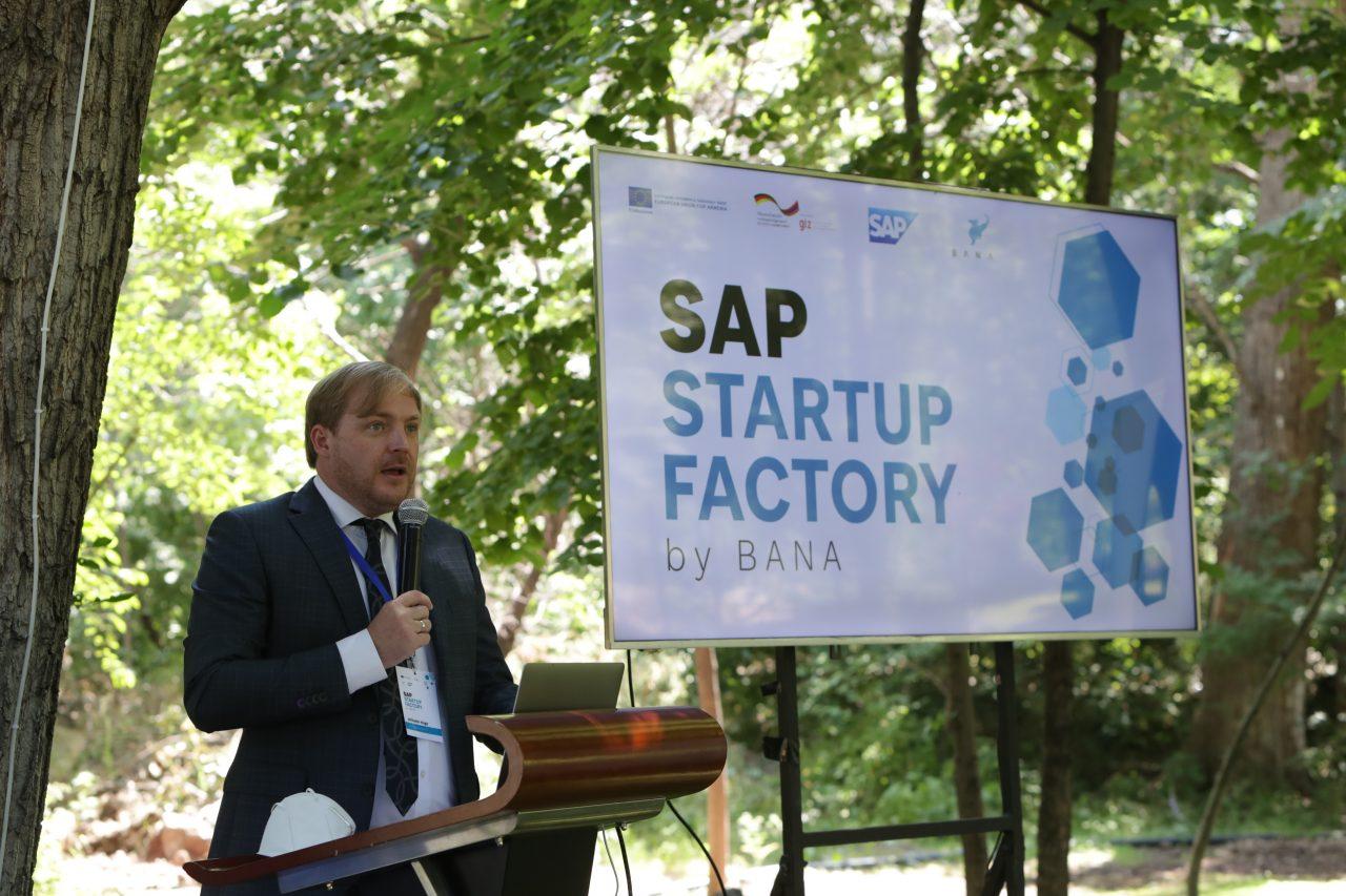 SAP Startup Factory by BANA-ի դիմումները բաց են
