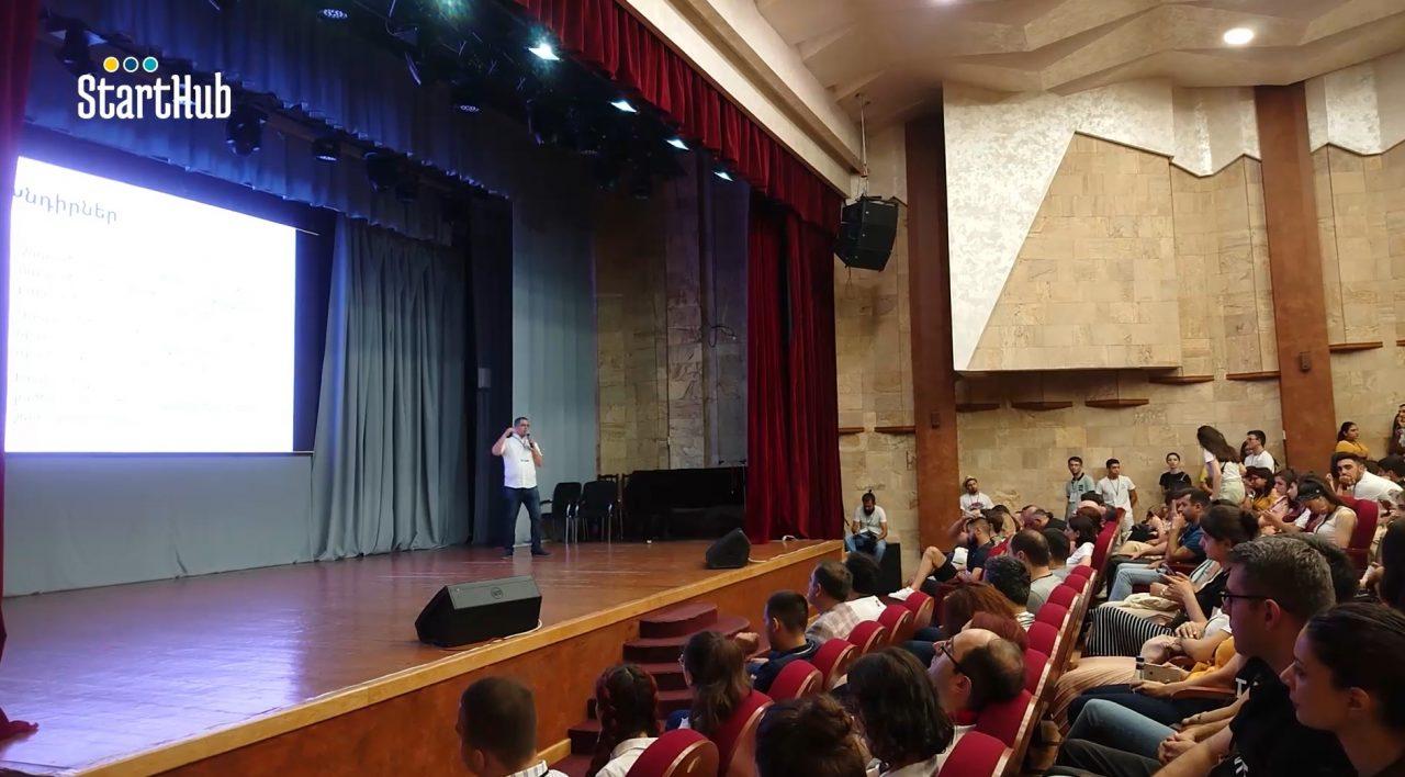 StartHub-ն ամփոփում է Tech Week Artsakh 2021-ը