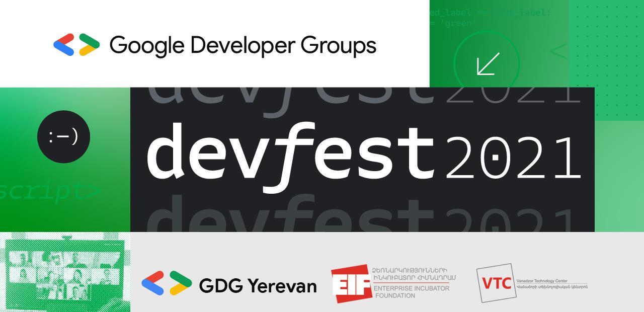 DevFest-ին մնացել են հաշված օրեր. Մասնակցության համար գրանցումը շարունակվում է