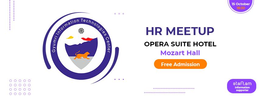 HRmeetUp. Մասնակցիր միջոցառմանն ու գտիր աշխատանք ՏՏ ընկերություններում