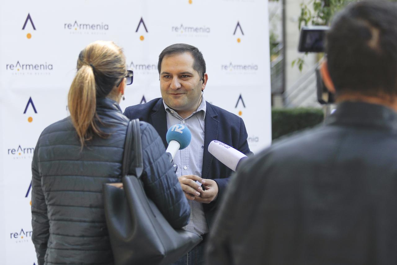 Մեկնարկել է հայերի համագործակցության «ռեԱրմենիա» հարթակը