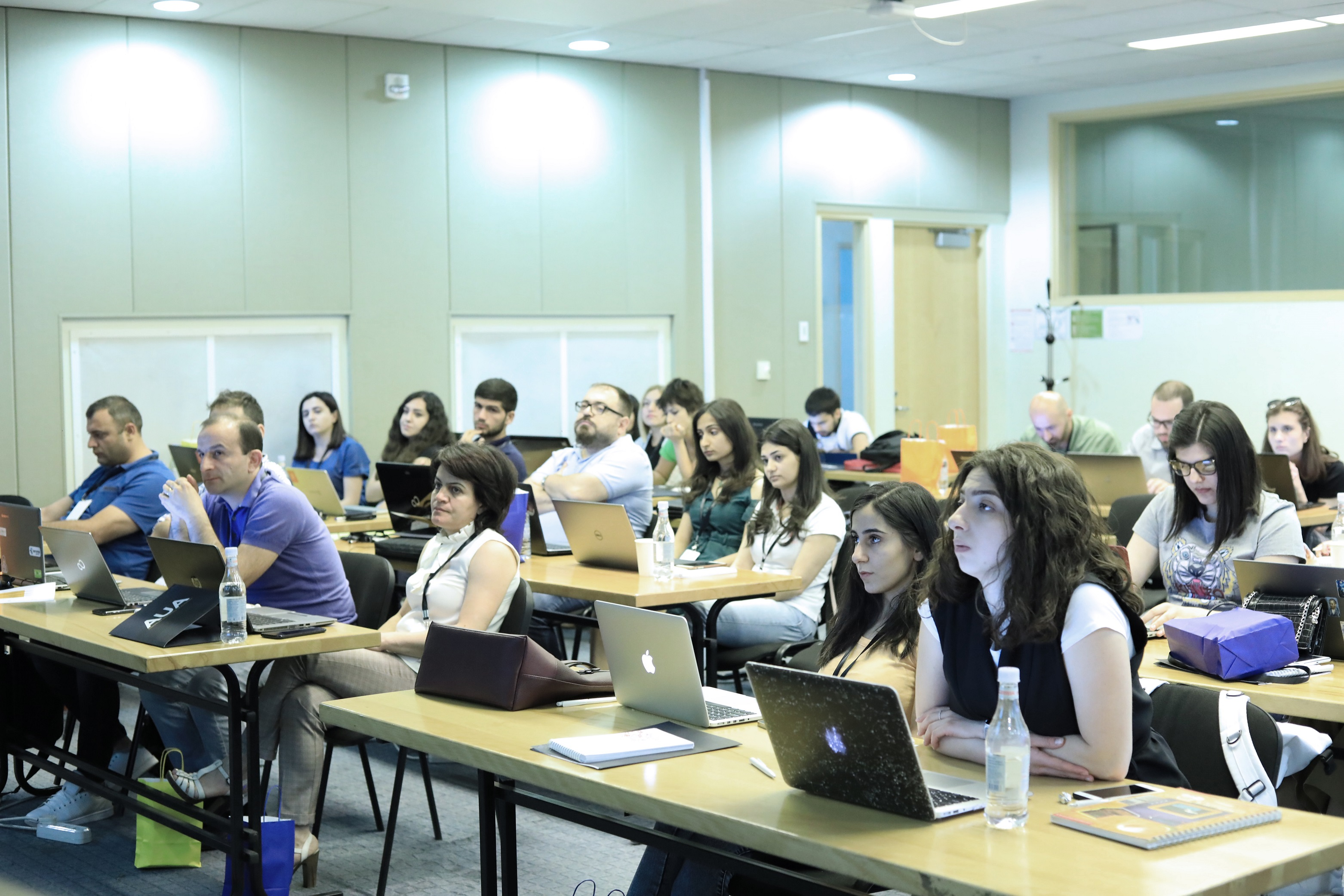 Beeline. Հայաստանի ամերիկյան համալսարանում մեկնարկեց «Տվյալագիտության ամառային դպրոց 2019»-ը