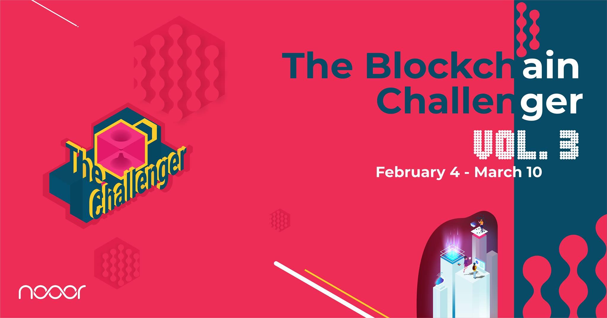 The Blockchain Challenger 3 ծրագիրը ընդունում է հայտեր