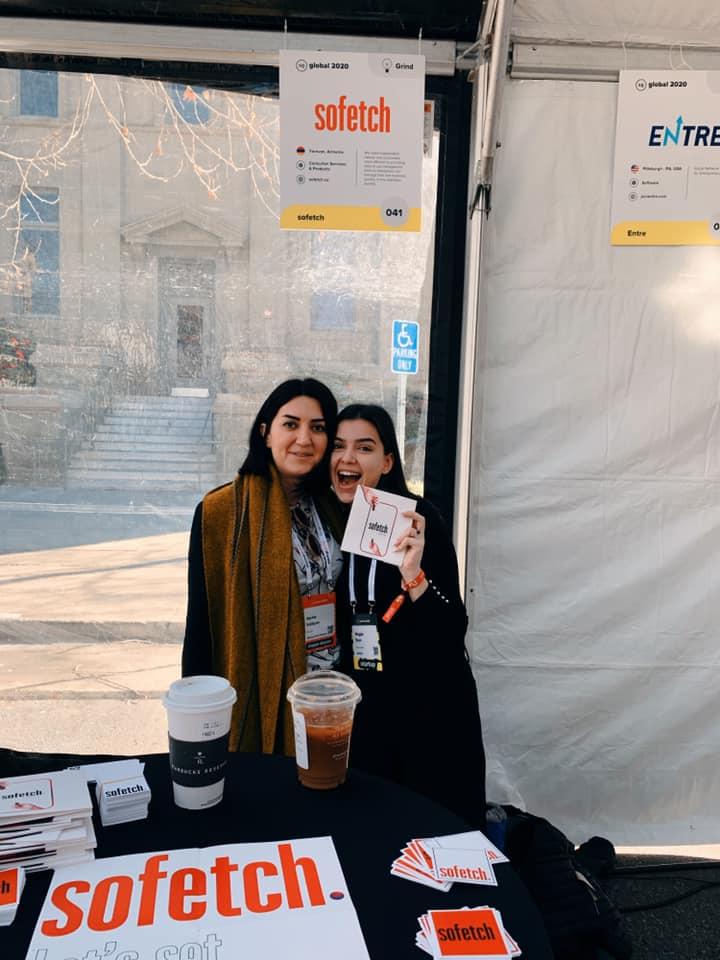Sofetch ստարտափը Սիլիկոնյան հովտում մասնակցում է Startup Grind գլոբալ համաժողովին