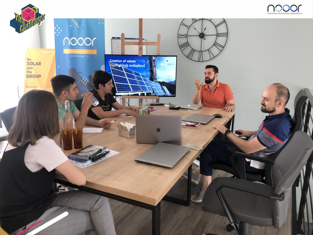 "Nooor բլոկչեյնի հայկական ասոցիացիա. Հերթական անգամ անց է կացվում ""The Blockchain Challenger""-ը"