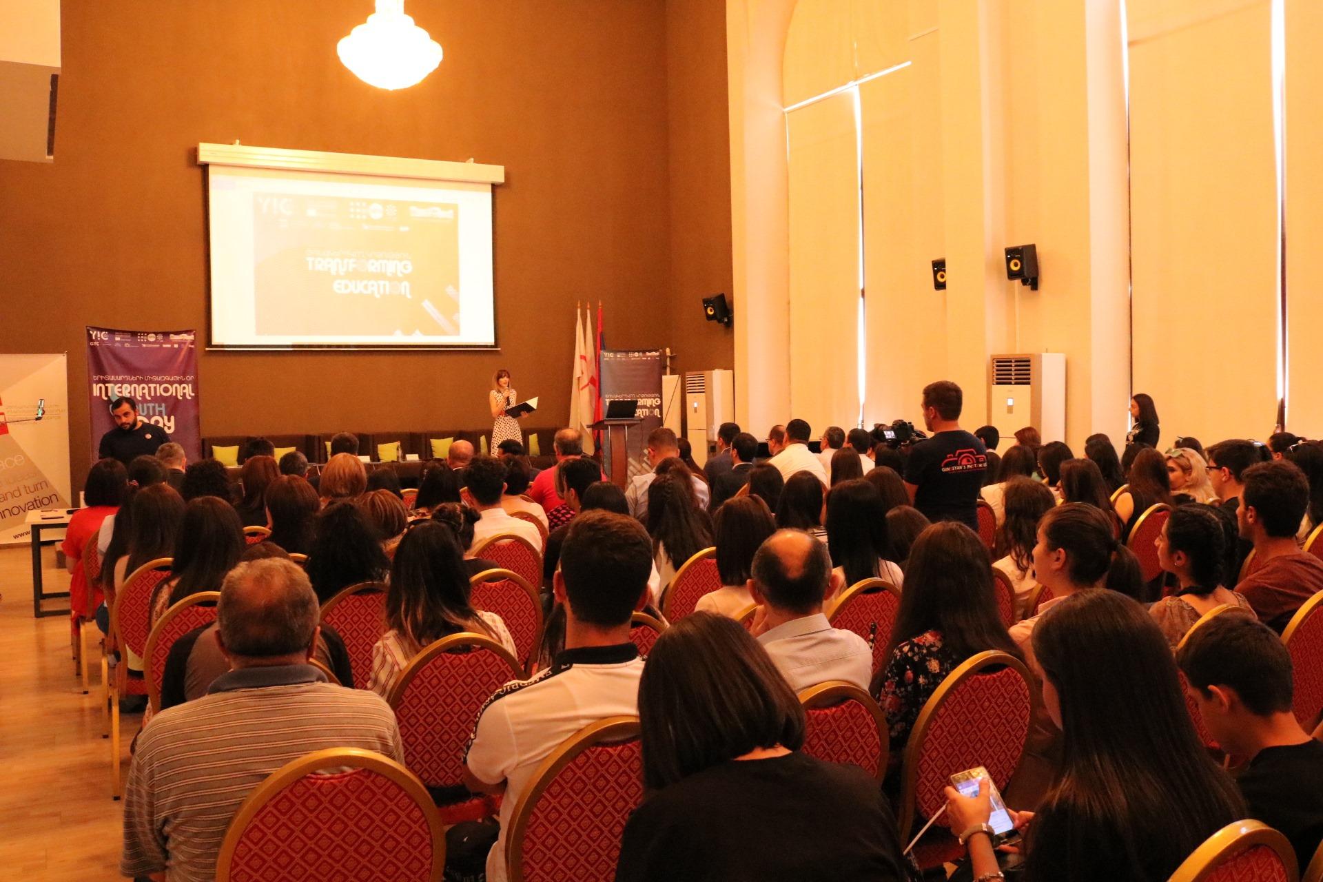 Տեղի ունեցավ Երիտասարդների տոնին նվիրված համաժողով