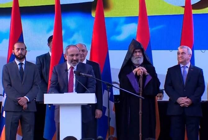 Նիկոլ Փաշինյան. 2050թ.-ին Հայաստանը պետք է ունենա 10 միլիարդ դոլարը գերազանցող առնվազն 5 միաեղջյուր և 10,000 ստարտափ