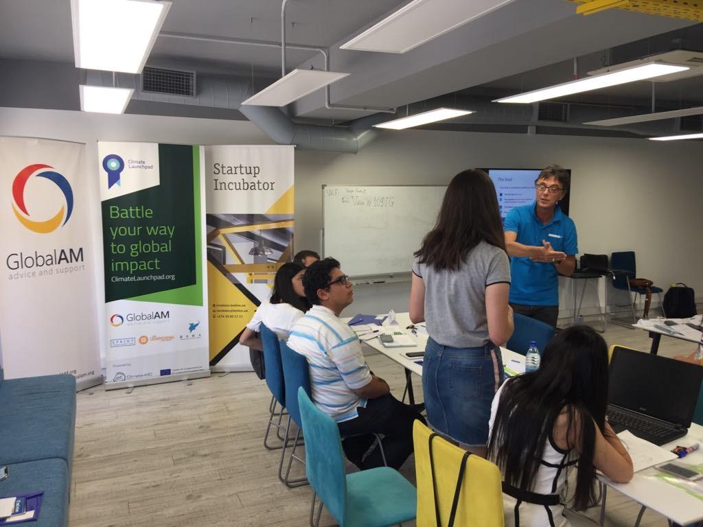 Beeline ստարտափ ինկուբատորի և GlobalAM-ի համագործակցությամբ Երևանում անցնում է մրցույթ մաքուր տեխնոլոգիաներով զբաղվող ստարտափների համար