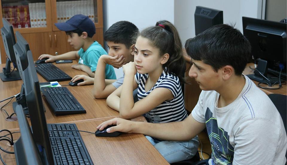 Scratch ամառային դպրոցը AITC-ում