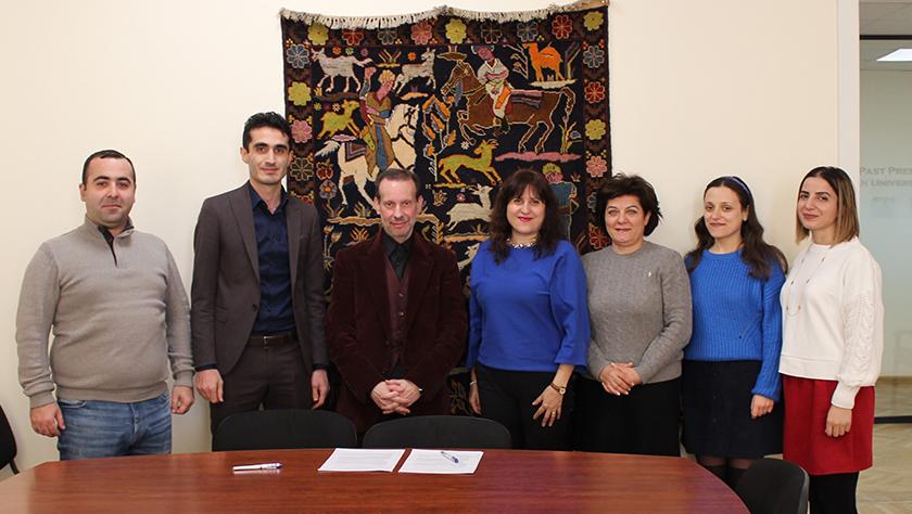 Հայաստանի Ամերիկյան համալսարանի շարունակական կրթության բաժինը և Ստարտափ Արմենիա հիմնադրամը ստորագրեցին փոխըմբռնման հուշագիր