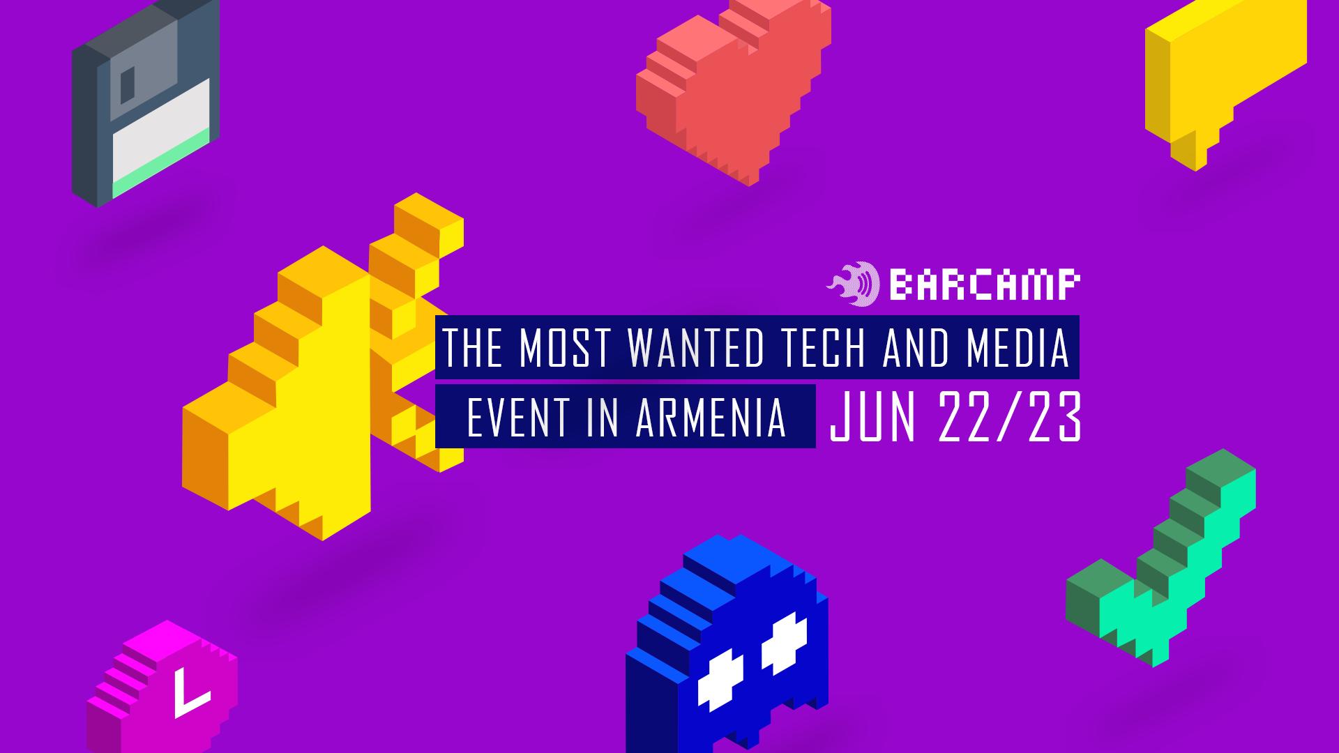 Տեղի կունենա BarCamp 11-րդ չկոնֆերանսը