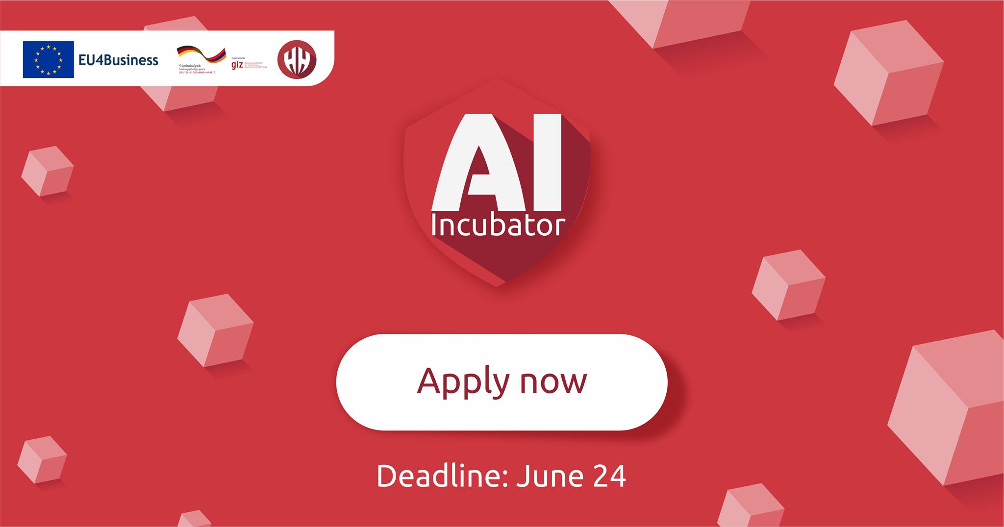 Hero House-ի AI Incubator-ը ընդունում է հայտեր