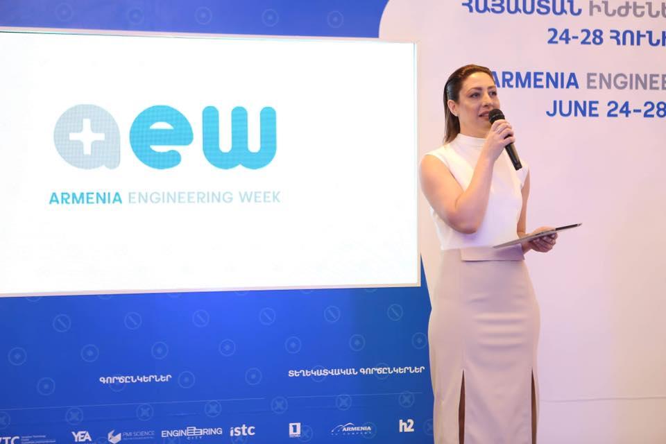 Մեկնարկեց «Հայաստանի ինժեներական շաբաթ» միջոցառումների շարքը