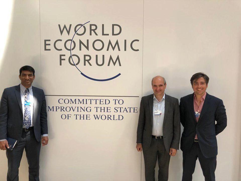 Granatus Ventures-ը Համաշխարհային տնտեսական ֆորումին