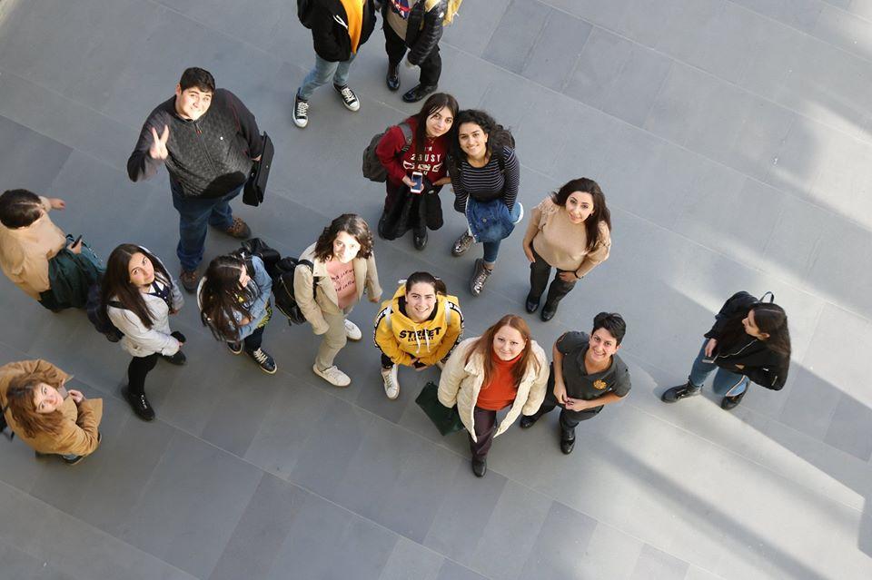Դպրոցականների այցը Վանաձորի տեխնոլոգիական կենտրոն