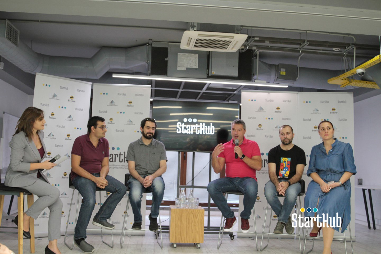 Starthub Offline. Խաղային ստարտափները Հայաստանում՝ ինչպես են ծնվում հաջողված խաղերի գաղափաները. տեսանյութ