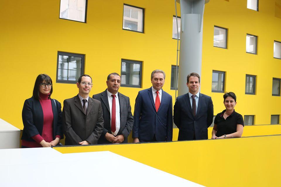 Ֆրանսիայի դեսպանը այցելել է Վանաձորի տեխնոլոգիական կենտրոն