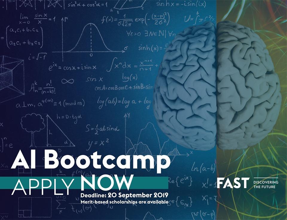 FAST-ը հայտարարում է AI Bootcamp-ի մեկնարկը