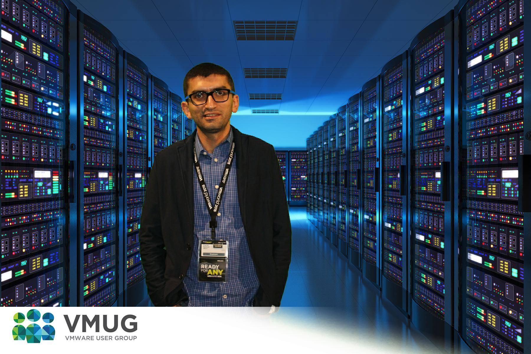 Հանդիպում VMware-ի ինժեներական տնօրենի հետ VTC-ում