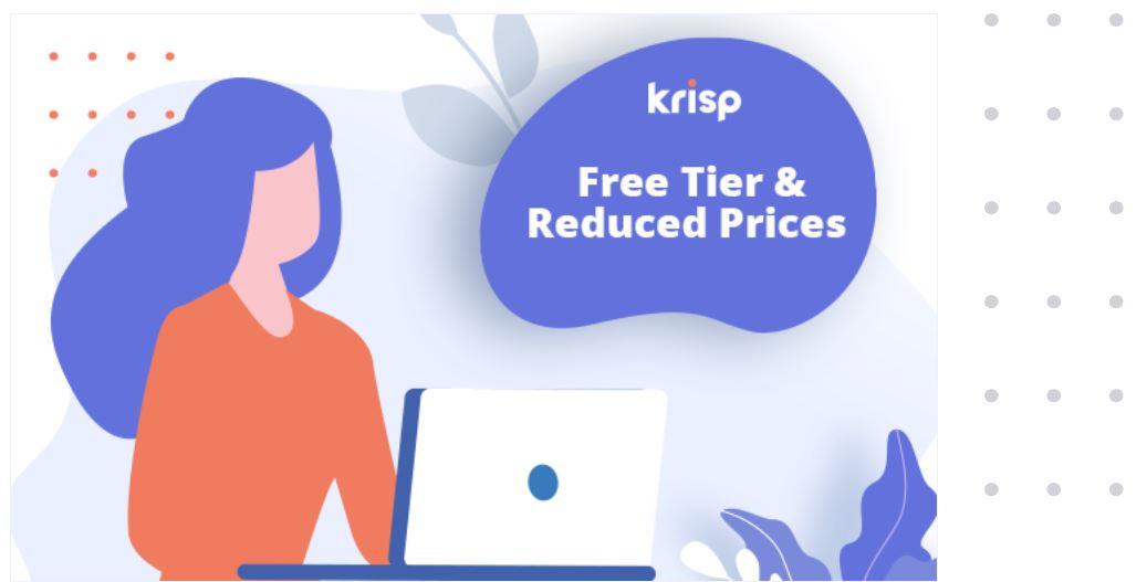Կորոնավիրուսի դեմ․ Krisp-ը իջեցնում է գինը և աշխատում Հայաստանի համար անվճար տարբերակի վրա