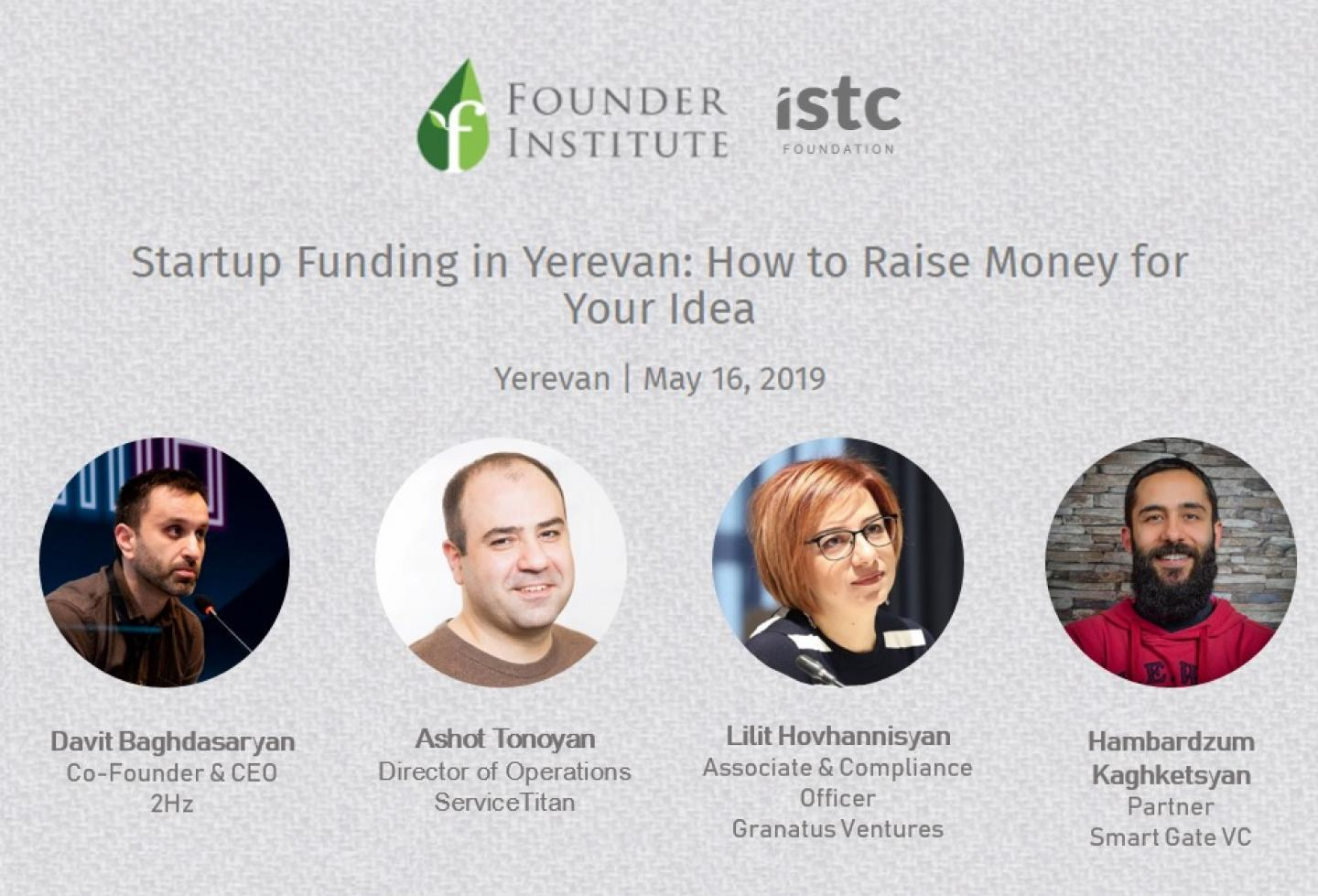 Startup Funding in Yerevan: How to Raise Money for Your Idea